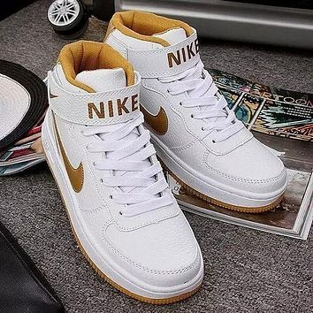 Nike Woman Fashion Ankle Boots Running Sneakers Sport Shoes-2