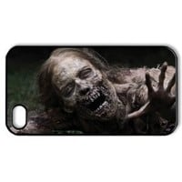The walking dead iphone 4 4s case, zombie iphone 4 4s case