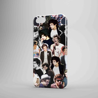 Harry Style Art Collage iPhone Case Galaxy Case 3D Case