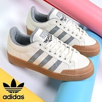 Hipgirls Adidas Americana Beastie Boys Couple Casual Sneakers