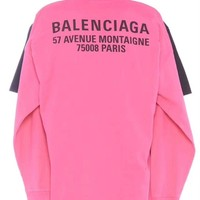 Balenciaga 2 IN 1 TOP
