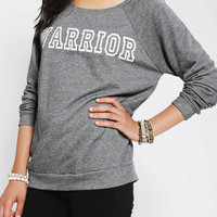 Urban Outfitters - Morning Warrior Graphic Sweatshirt