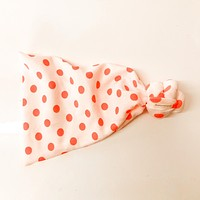 Orange Dotty Knot