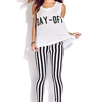 Day-Off Muscle Tee