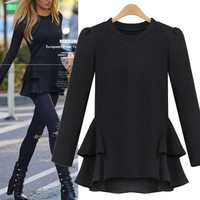 women dress autumn plus size clothes [9885257868]