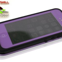 Armour Shell® Waterproof Cell Protective Case for iPhone 5 & 5S, Best Mobile Hard Skin Protection Covers, Compare to Lifeproof Cases Cover for Apple, ATT, Verizon Wireless, Virgin & Sprint Phones. Buy Now to Protect & Defend Your Investment! Not 5c