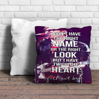 Fall Out Boy Anchor Pillow   Aneend