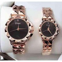 DIOR Lover Fashion Diamonds Quartz Watch Wrist Watch