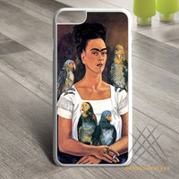 Birds parrots Frida Kahlo vintage Custom case for iPhone, iPod and iPad
