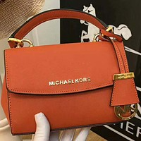 MK MICHAEL KORS Classic Women's Fashion Stylish Shoulder Bag F-AGG-CZDL Orange