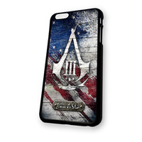 Assassin creed american style (2) iPhone 6 case