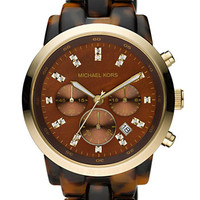 Michael Kors Resin Chronograph Watch | Nordstrom