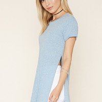 Burnout Knit Tunic