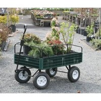 Crate Garden Wagon : Homesteader's Supply - Self Sufficient Living