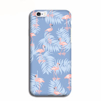 """Pink Flamingo Case for iPhone 6 6S 4.7"""", 6s Plus 5.5"""""""