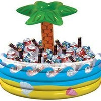 Amscan Palm Tree Inflatable Cooler