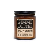 Gimme Coffee Large Soy Candle