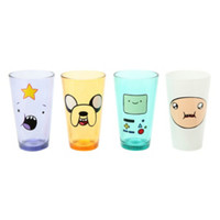 Adventure Time Pint Glass 4 Pack