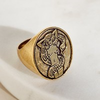 Free People Zorita Signet Ring