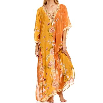 Blomma Nadia Kaftan Dress