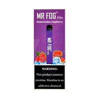 Mr Fog Elite Disposable Pen Watermelon Raspberry