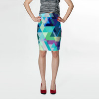 Azure Mountains by House of Jennifer (Skirt)