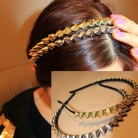 Spiked Headbands