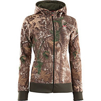Under Armour Women's Camo Full-Zip Hoodie | Scheels