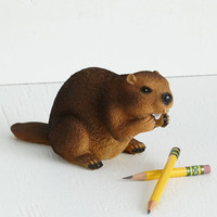 Critters Eager Beaver Pencil Sharpener by ModCloth