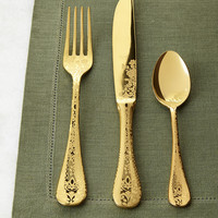 Five-Piece Casablanca Flatware Place Setting