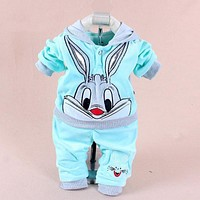 Baby Girls Clothing Sets Spring born Baby Clothes Infant Jumpsuits Toddler Baby Boys Clothes