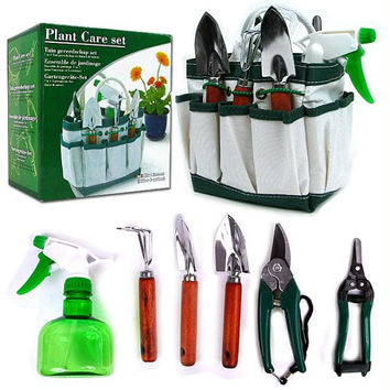Pure Garden? 7 in 1 Plant Care Garden Tool Set (indoor &