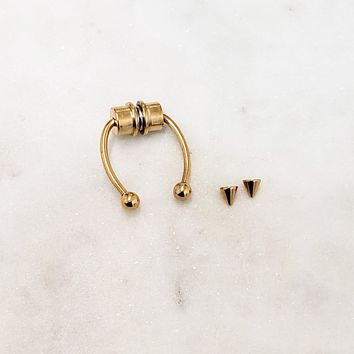 Magnetic Septum Nose Ring