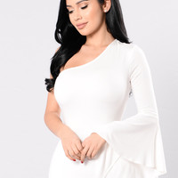Big Spender Top - Ivory