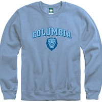 Columbia Athletics Logo Sweatshirt (Light Blue)
