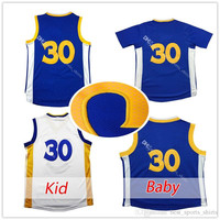 2017 New #30 Stephen Curry Jersey 100% Stitched adult Throwback & College youth kids kid kid's Curry Basketball Jerseys baby Curry Jersey
