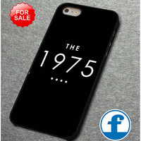 The 1975 Band Black for iphone, ipod, samsung galaxy, HTC and Nexus Phone Case