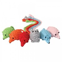 Cotton Rope Mouse Cat Toy - Harry Barker