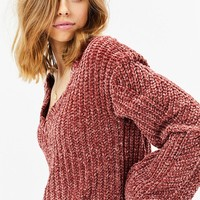 Sweet Skies Chenille Sweater | PacSun