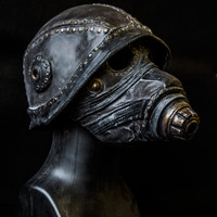 The Atmosfearonaught Post Apocolyptic Steampunk Mask