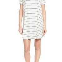 Everly Stripe T-Shirt Dress | Nordstrom