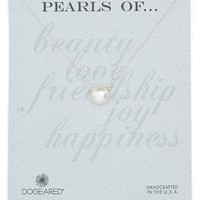 Women's Dogeared Boxed Freshwater Pearl Necklace