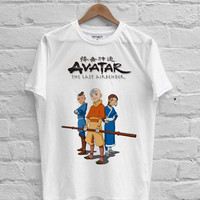 Avatar The Last Airbender T-shirt Men, Women, Youth and Toddler