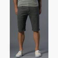 {Detourist} Chino Shorts in Etch-a-Sketch Grey