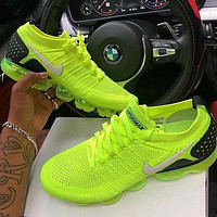 Nike VaporMax Flyknit 2.0 Women Men Fashion Casual Sneakers Sport Shoes