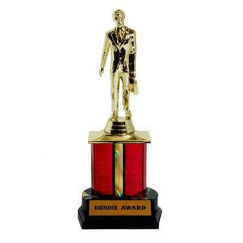 Official Dundie Award with Interchangeable Placards