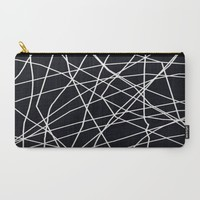paucina Carry-All Pouch by Trebam | Society6