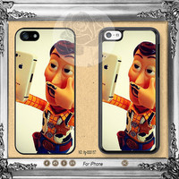 Disney woody Toy story iPhone 5s case, iPhone 5C Case iPhone 5 case, iPhone 4 Case Disney iPhone case Phone case ifg-000157