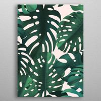 Tropical leaves by Jace Anderson | Displate