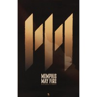 Memphis May Fire Concert Promo Poster